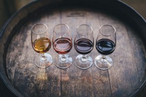 wine bar in Van Nuys