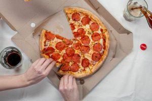 Napoli pizza delivery